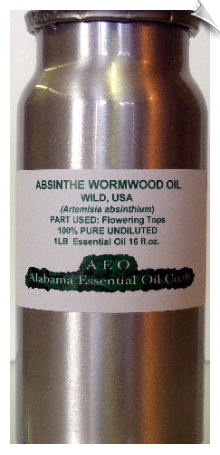 Absinthe Wormwood Oil - AEO Essential Oils