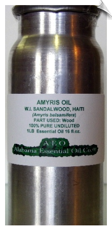 Amyris Essential Oil, Sandalwood