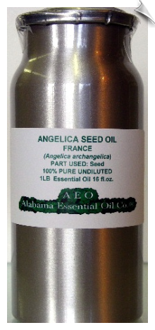 Angelica Seed Essential Oil - AEO Essential Oil