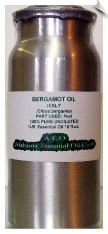 Bergamot Essential Oil, Italy
