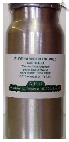 Buddha Wood Essential Oil Wild