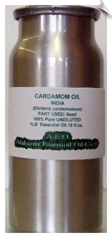 Cardamom Essential Oil | Alabama Essential Oil Company