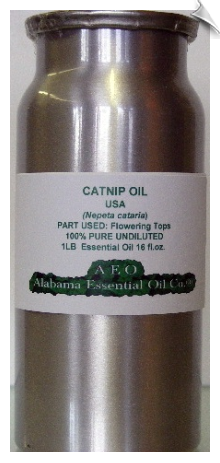 Catnip Essential Oil, USA | Alabama Essential Oil Company