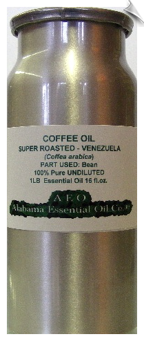 Coffee Essential Oil Super Roasted | Alabama Essential Oil Company