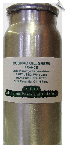 Cognac Essential Oil Green | Alabama Essential Oil Company