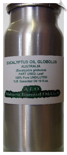 Eucalyptus Globolus Essential Oil | Alabama Essential Oil Company