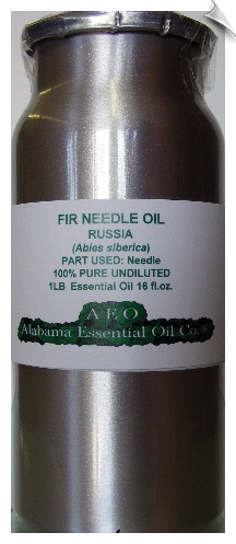 Fir Needle Essential Oil, Russia