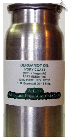 Bergamot Essential Oil, Ivory Coast