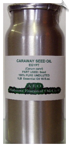 Caraway Seed Essential Oil | Alabama Essential Oil Company