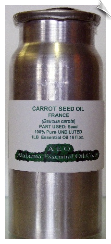 Carrot Seed Essential Oil | Alabama Essential Oil Company