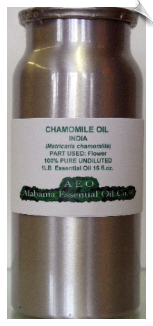 Chamomile Essential Oil | Alabama Essential Oil Company