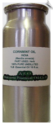 Cornmint Essential Oil | Alabama Essential Oil Company