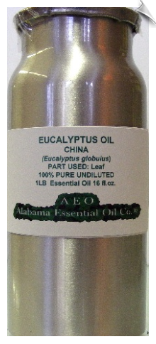 Eucalyptus Essential Oil China | Alabama Essential Oil Company