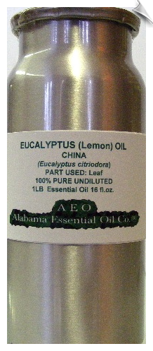 Eucalyptus (Lemon) Essential Oil | Alabama Esseen