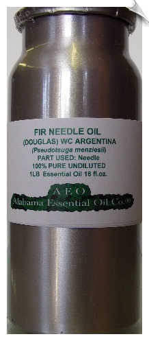 Fir Needle Essential Oil, Douglas | Alabama Essential Oils