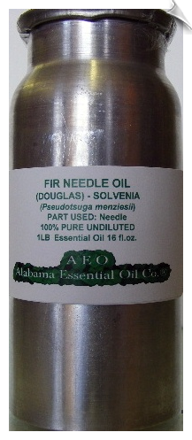 Fir Needle Essential Oil Douglas | Alabama Essential Oil Company