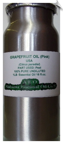 Grapefruit Essential Oil Pink | Alabama Essential Oils