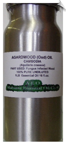 Agarwood (Oud) Oil