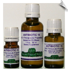 Antibiotic 15 Blend Essential Oil | Alabama Essential Oils