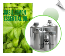 Basil Essential Oil, ct. citral (Lemon basil) | Alabama Essential Oils