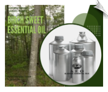 Birch Essential Oil, Sweet, Commerical | Alabama Essential Oils
